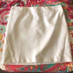 Brand New White Pencil Skirt